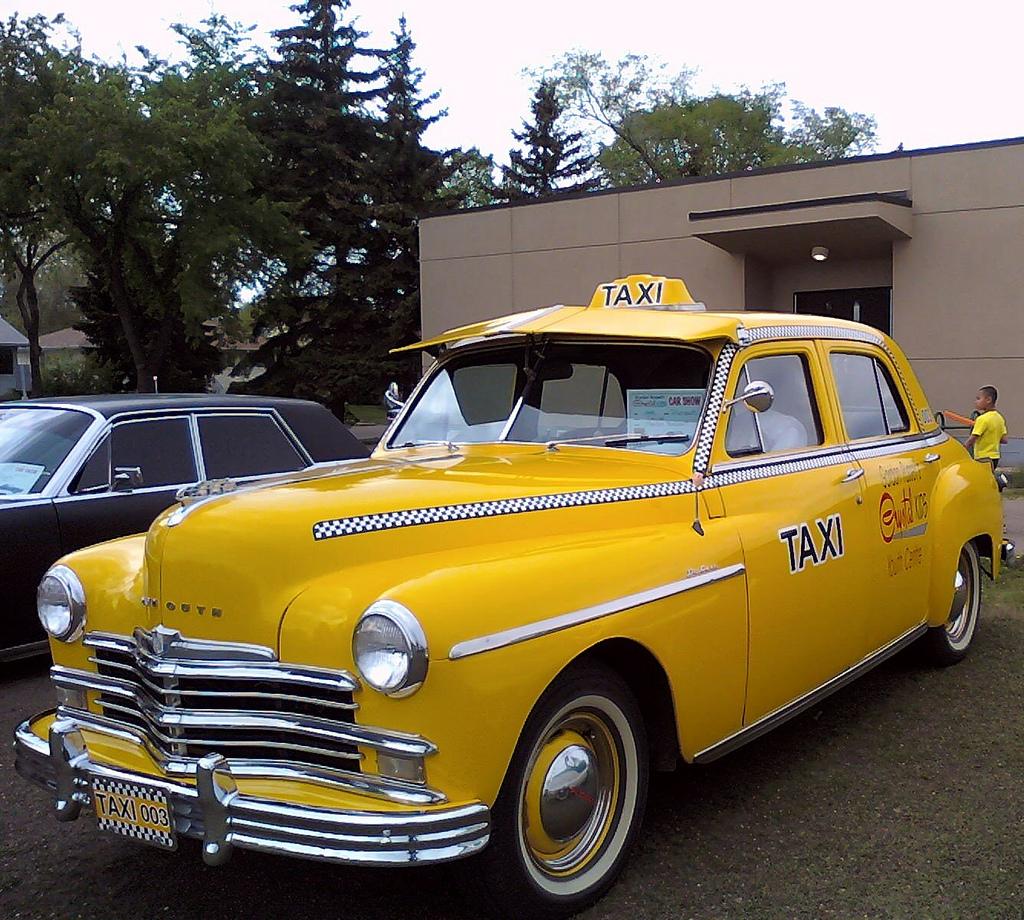 Do Taxi Cab Drivers Enjoy High Job Satisfaction?