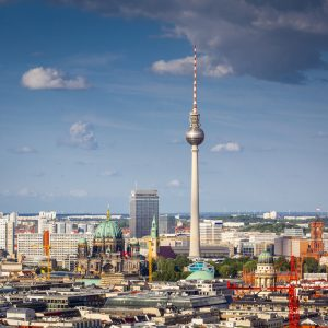 Berlin is a vibrant city with many interesting start-ups (Image: Shutterstock)