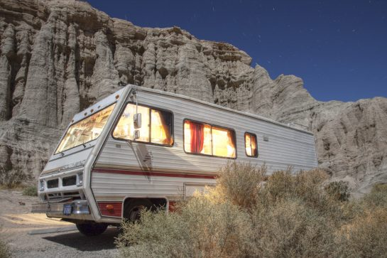 How To Save On RV Traveling Costs