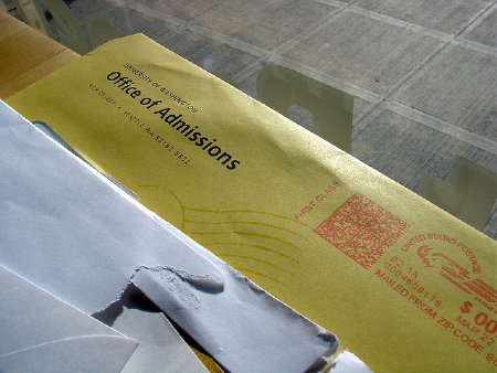 How To Handle A Disappointing Letter From The College Admissions Office
