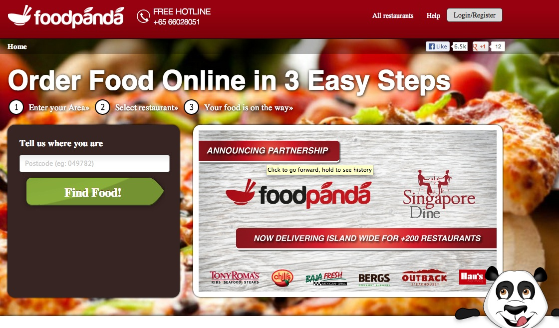 How Easy Is To Order Food Online