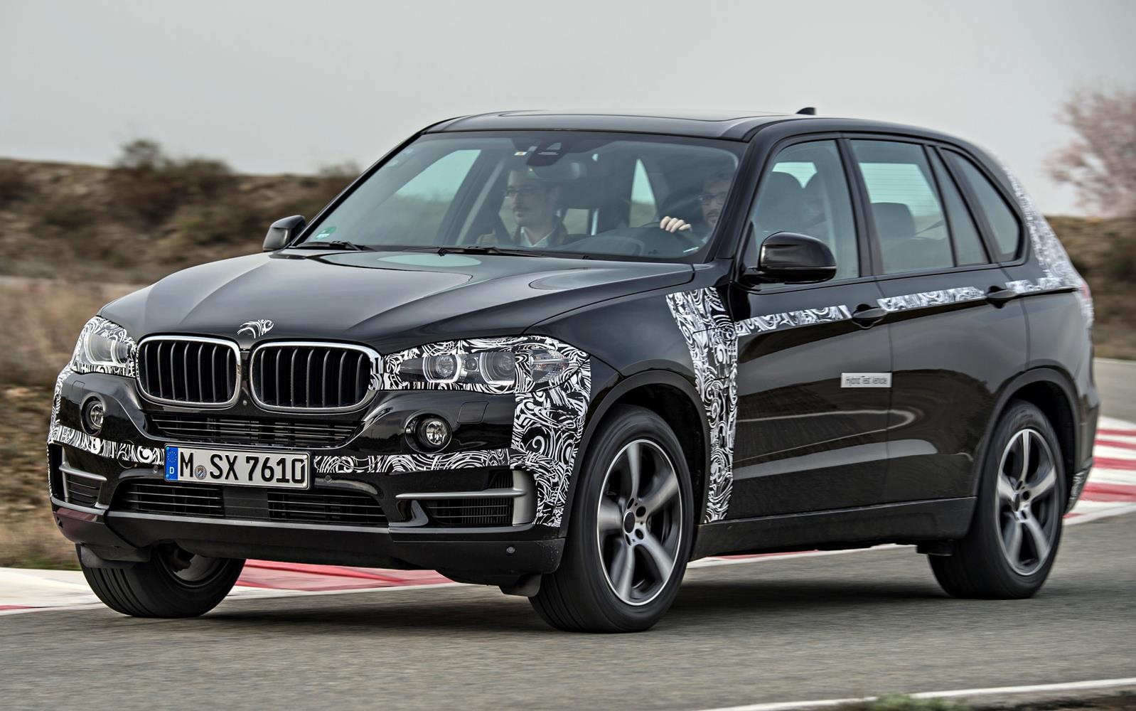 BMW X5 eDrive Prototype review