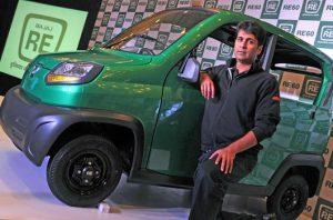Bajaj Auto to launch four-wheel RE60, but it is not a car