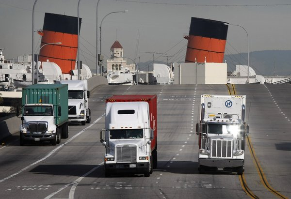 Obama Sets Deadline for Trucks' Fuel-Economy Standards