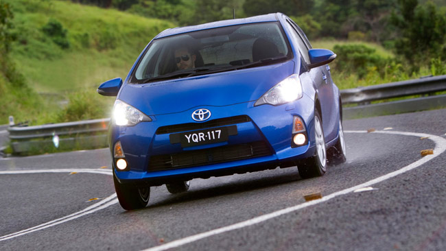Prius retains crown as 'king of hybrids'