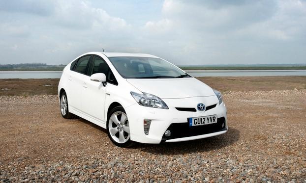 Toyota Recalls Millions Of Prius Hybrids To Fix Software Glitch