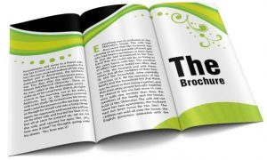 How To Get People Interested In Your Products With A Compelling Brochure