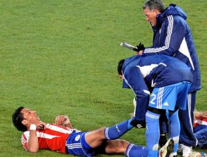Physiotherapy Can Be Effective In Resolving Sports Injuries