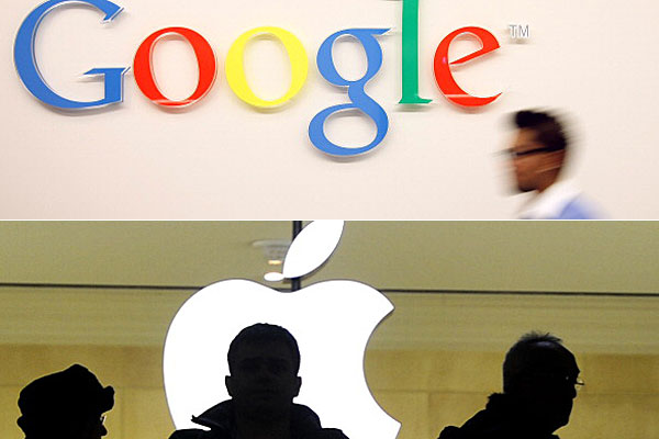 Google Overtakes Apple As World's Top Brand