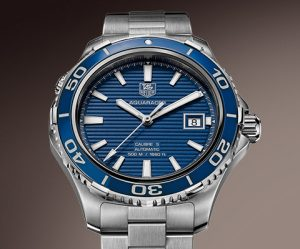Tag Heuer Watches From The Leslie Gold Watch Company Today