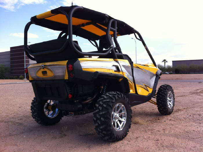 Want To Buy Can Am Commander UTV Parts?