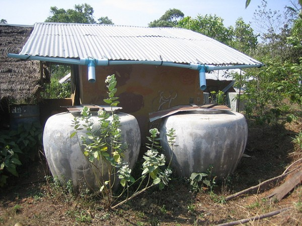 How To Collect Rainwater For Future Use