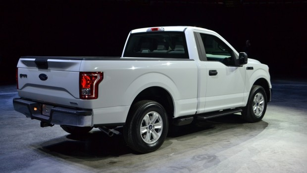 2015 Ford F-150 Gas Mileage Released