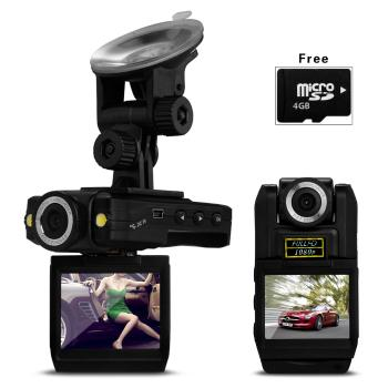 Car DVR Is More Than Just Vehicle Recorder!