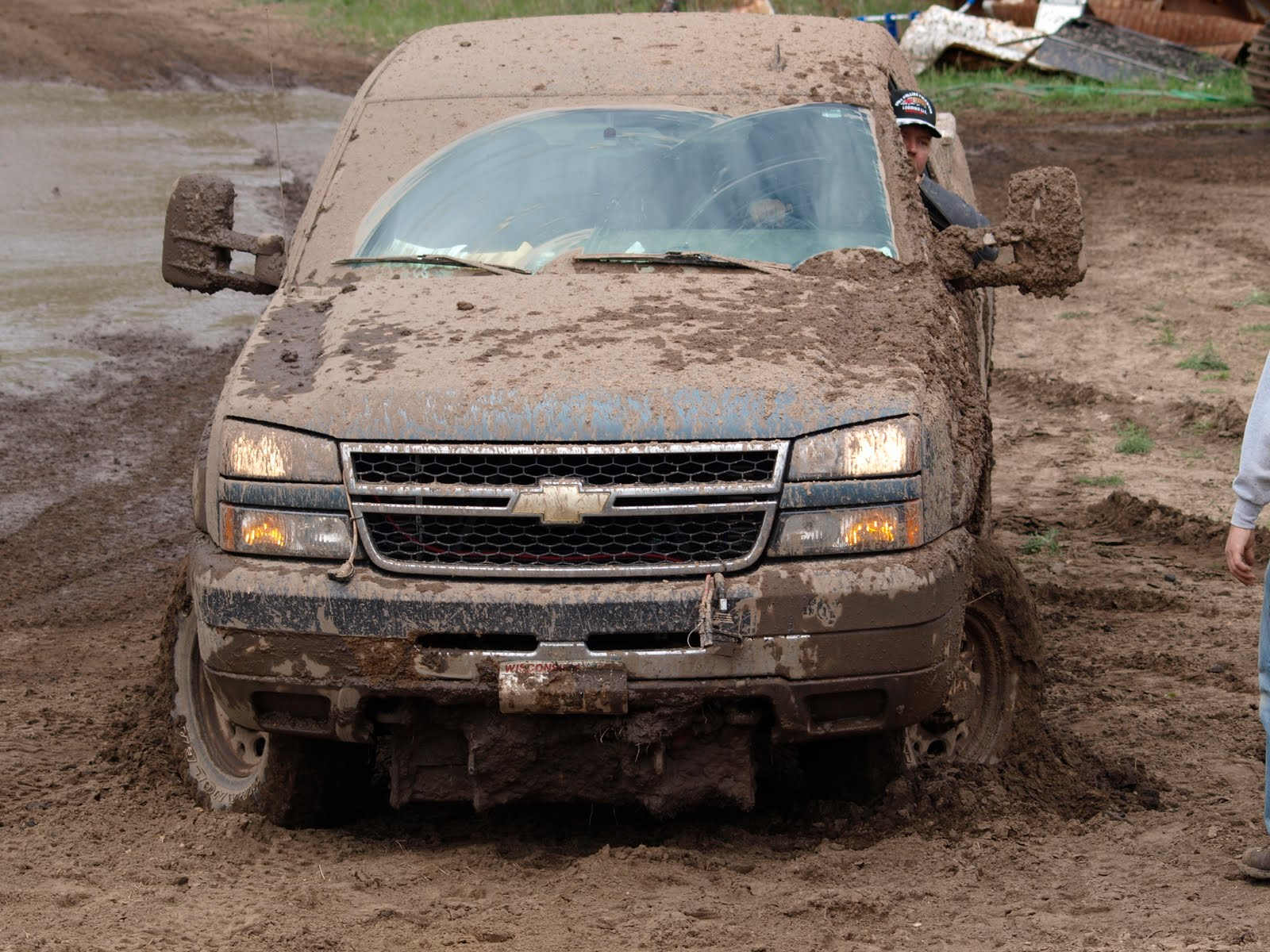 4 Heavy-Duty Truck Customizations For Mudding