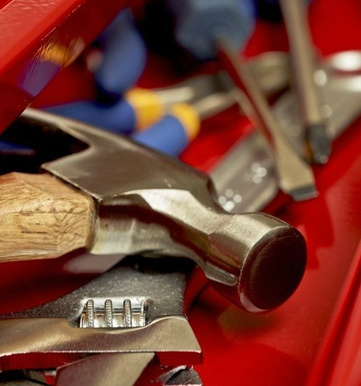 The Tool Box: Tools Every Man Needs To Complete His Home Improvement Projects