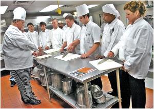 Choosing Cooking As A Career