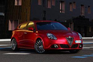 Alfa Romeo vs Giulieatta