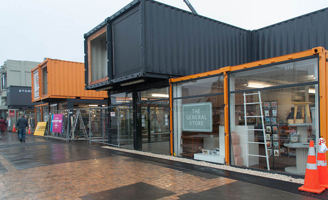 Eco Friendly And Cheap: Container Homes