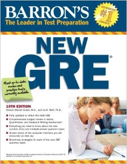 3 Best Books For GRE Preparation