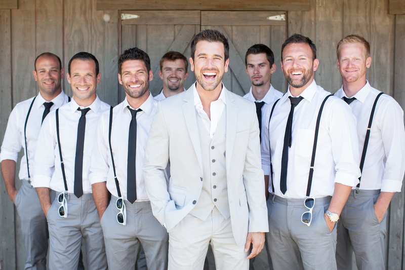 A Groom's Guide To Dressing For A Wedding