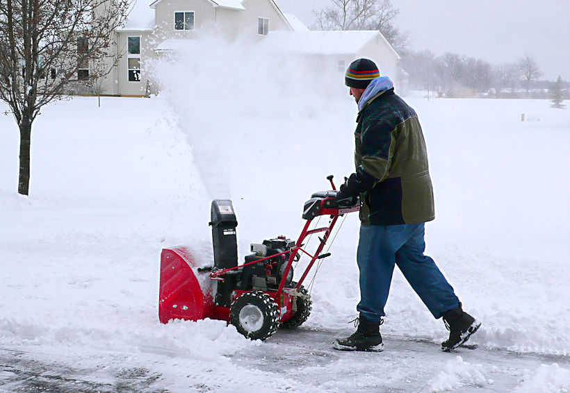 Buying VS. Renting A Snow Blower