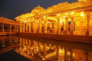 Vellore - An Old City Home To The Highly Revered Srilakshmi Golden Temple