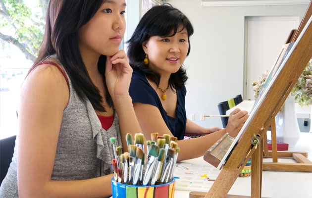 Emotional Expression Through Art Therapy
