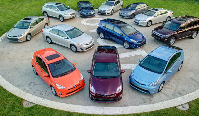How Is Toyota Contributing To The Environment