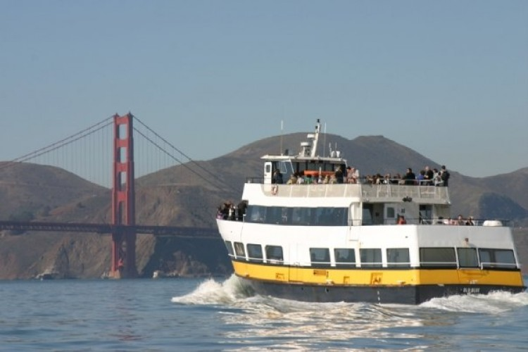 San Francisco Bay Cruise Tour