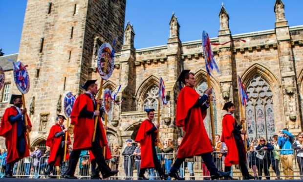 5 Reasons To Study At St. Andrews