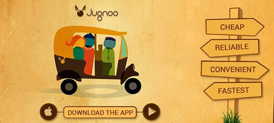Jugnoo: An On Demand Auto-Rickshaw Service In India
