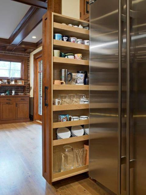 Space-Saving Tips You Should Know When Decorating A Small Kitchen