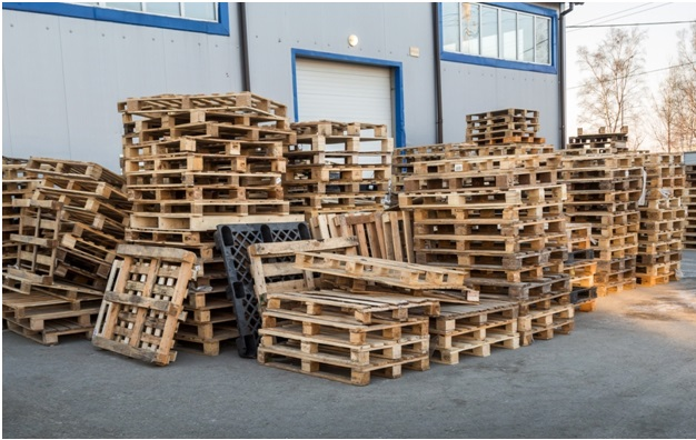 Creative Ideas With Wooden Pallets