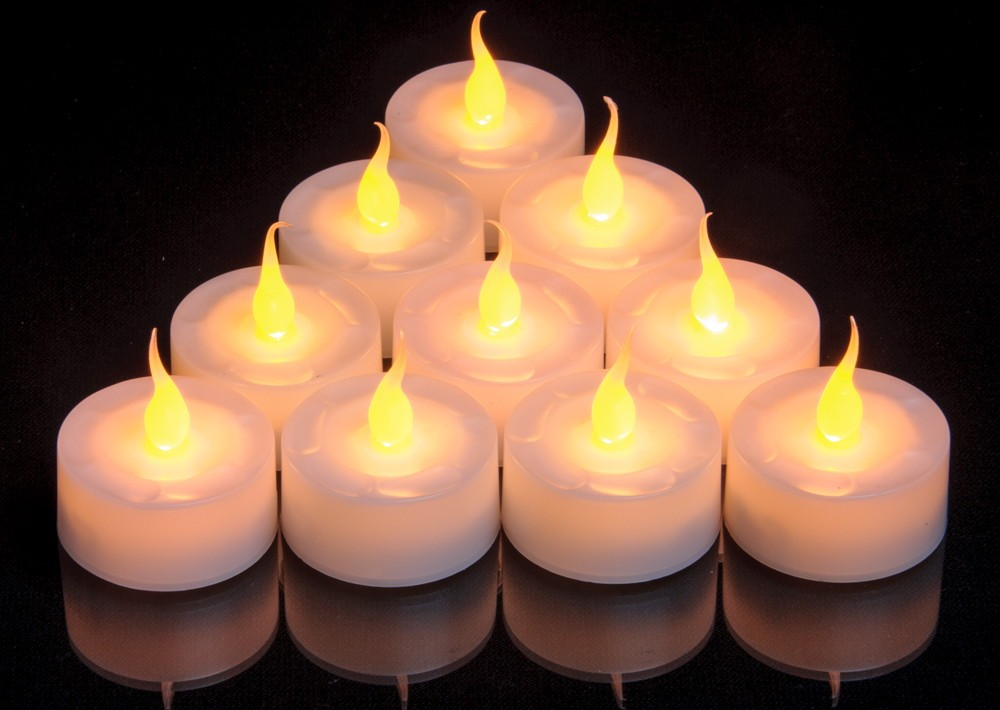 Make Your Own Do It Yourself LED Tealight Candle In 7 Easy Strategies