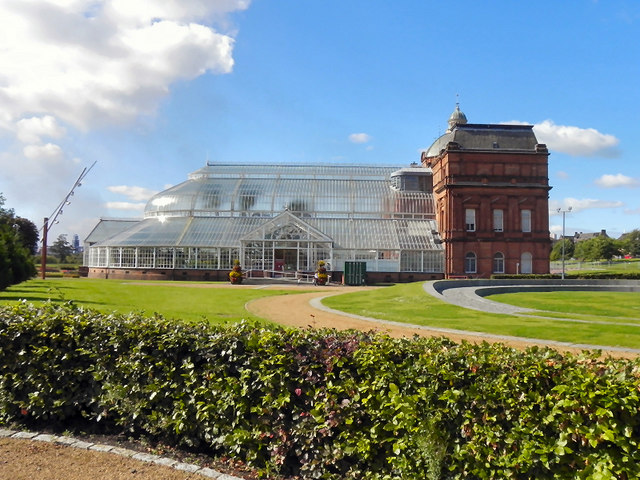 Glasgow Green and Kelvingrove Parks
