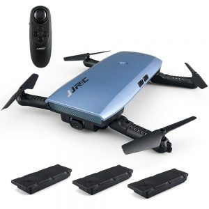JJRC H47 WIFI FPV Foldable RC Quadcopter Fly more Combo - RTF