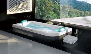 Installation Of A Hydro Massage Bath System In Your Bathroom