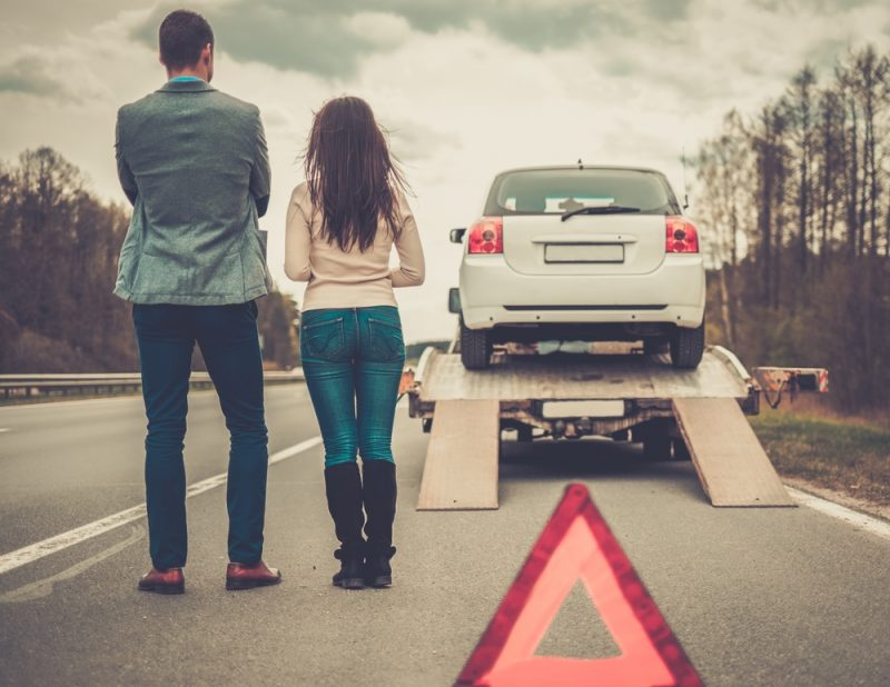 Why You Should Get Roadside Insurance