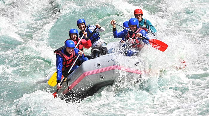 Pokhara Rafting