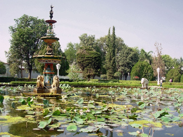 Saheliyo ki Bari, Udaipur