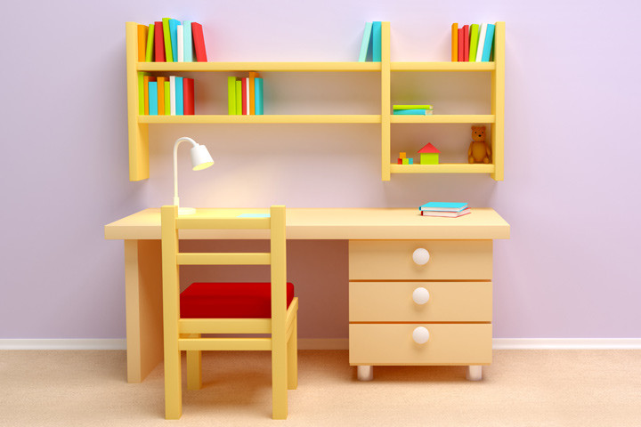 online kids study table