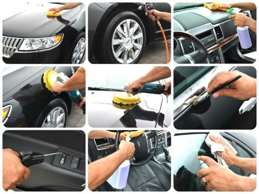Sedan Car Detailing Service